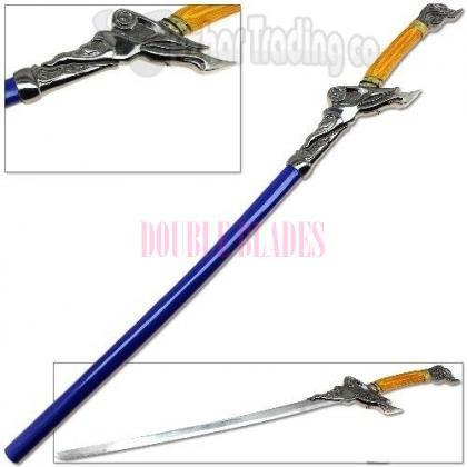 Yasuo the Unforgiven - League of Legends Champion Sword