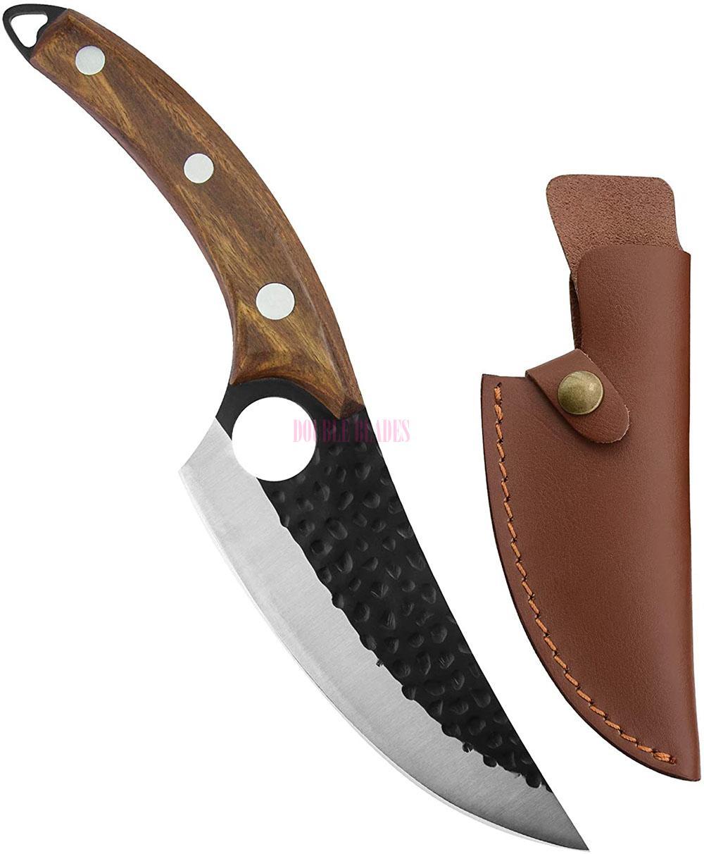 Viking Forged Boning Chef Knives