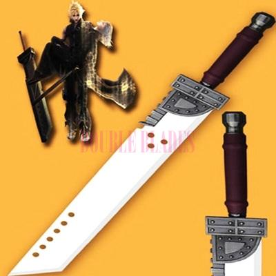 Final Fantasy-Zack Buster Sword 57 Inches