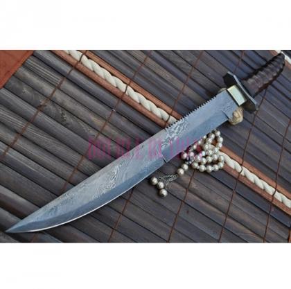 Damascus Handcrafted Mini Sword