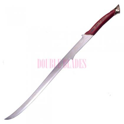 Hadhafang Sword of Arwen with Scabbard
