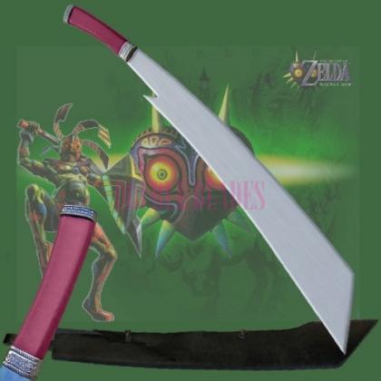 Legend Of Zelda Odolwas Blade Dander Sword