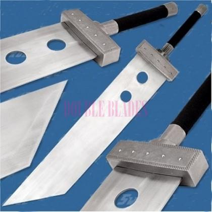 Final Fantasy 7 Buster Sword Full Tang Battle Ready 51 Inches