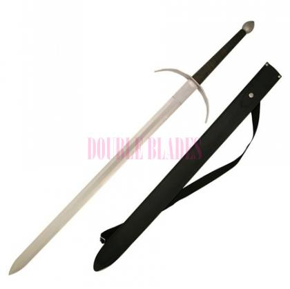 Knights Crescent Moon Two-Handed Sword