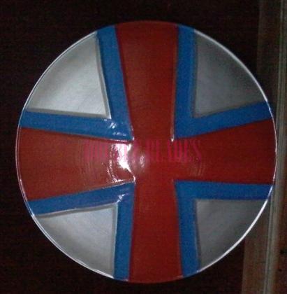 Templar Knights Shield