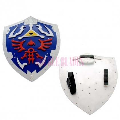 Link Hylian Shield Legend of Zelda Shield