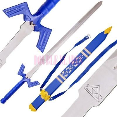 Links Master Sword - Legend of Zelda Full Tang