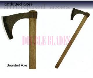 Bearded Axe