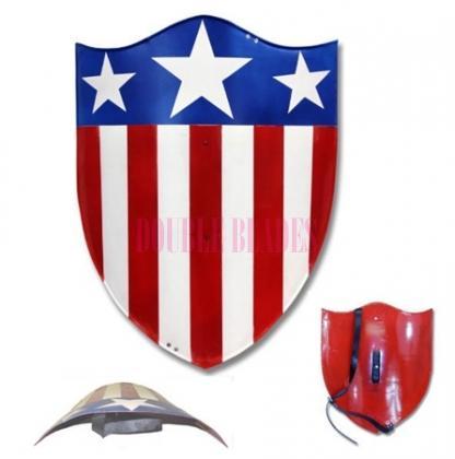 Classic Captain Americas Shield