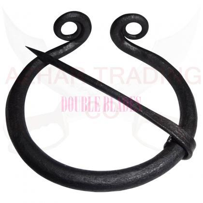 Hand Forged Ring Clasp