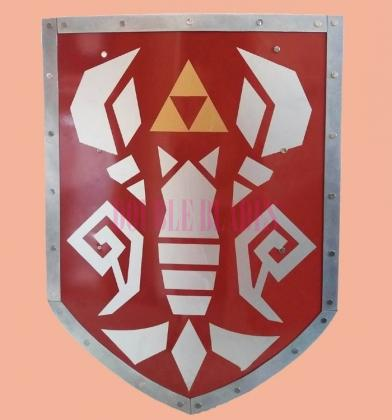 Shield of Antiquity Phantom Hourglass