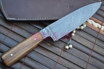 Damascus Knife - Chef Knife