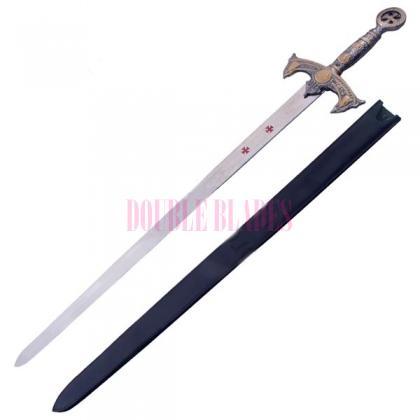 Templar Knights Sword