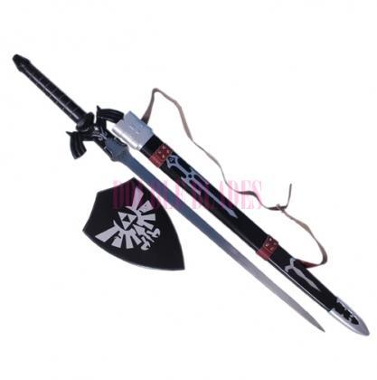 Legend of Zelda Dark Link Master Sword