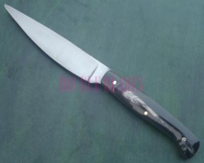 Damascus Kitchen Knife Bone Handle