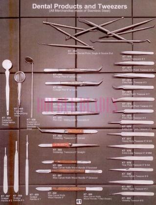 Dental Products Tweezers