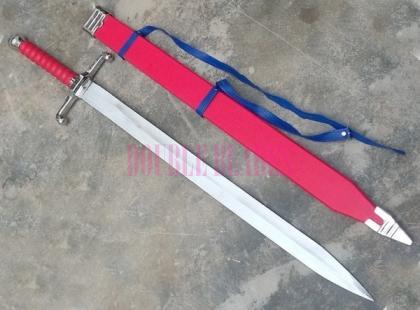 Dragon Ball Z Super Saiyan Trunks Anime Sword