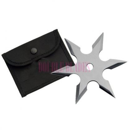 Kohga Ninja Throwing Star 6-Points
