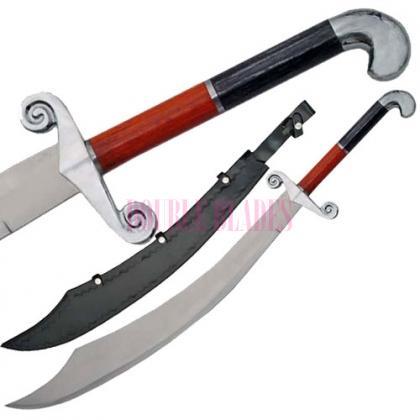 Warrior Scimitar Of Persia