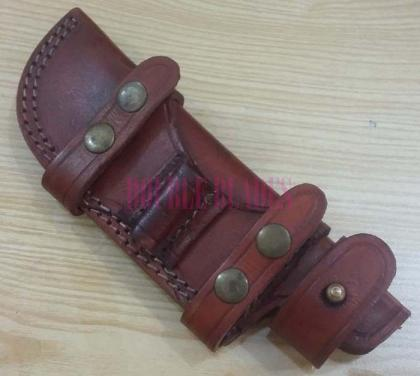 Knife Leather Tracker