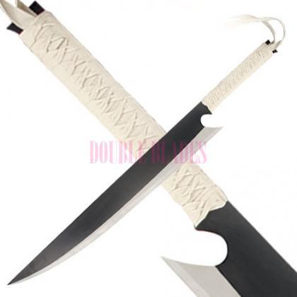 Ichigo Wooden Zangetsu Sword
