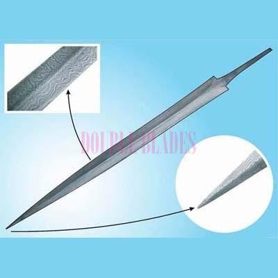 Damascus Blank Sword Blade