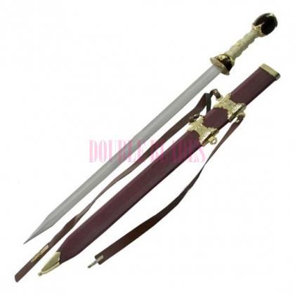 Maximus Decimus Meridius Roman Gladiator Gold Sword