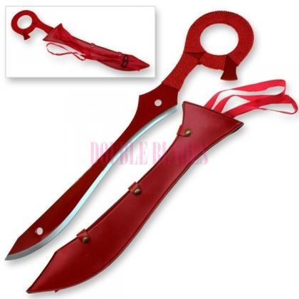 Nui Harime Red Scissor Blade from Kill La Kill