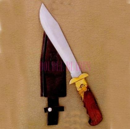 King Cobra Bowie Hunting Knife