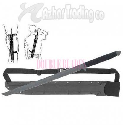 Black Ronin Ninja Sword