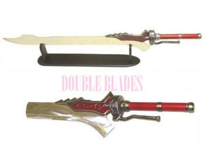Devil May Cry 4 Red Queen Sword of Nero